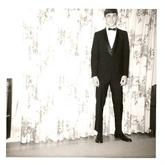 prom dad '66 (doll bombs) Tags: oldfamilyphotos