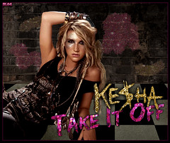 Ke$ha- Take it Off Blend (Edo Peltier [0k4mi]) Tags: animal glitter lady floor princess d it off take freaks gaga tok kesha tik colck keha 0k4mi belndkingdom