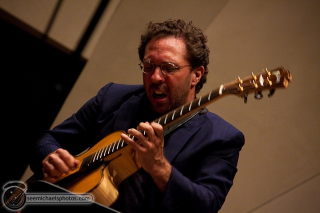 Anthony Wilson Trio at Neurosciences Institute 41410 © Michael Klayman-018