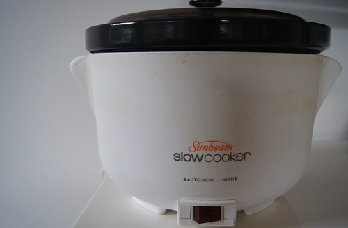 My Old Slow Cooker