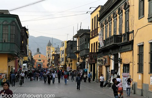 Street in the Centro