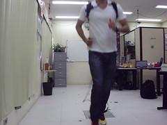 LAB - USP teste/ reunio junho 2011 (camilotreinamento) Tags: de do da com isabel medicina em phd teste usp fila faculdade reunio sacco dra speedtech biomecnica