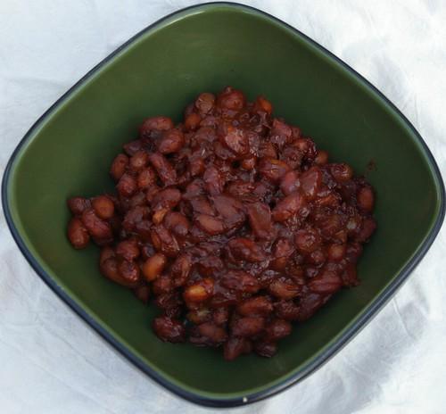 Gochujang peanuts