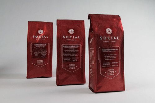 Social Coffee Co Pack Shots