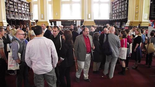 Edinburgh International Book Festival Programme Launch 04
