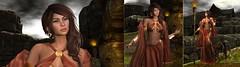 my lady Iddun (nicandralaval1) Tags: whimsical fashion roleplay truth chopzuey boslhunt hunt ghoststronghold lelutka laq maitreya secondlife firestormviewer fantasy axlpro freebies