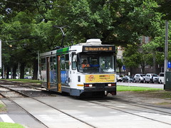 A266 on Route 30 (damoN475photos) Tags: a266 aclass yarratrams ptv victoriaparade route30 melbournetrams 2017