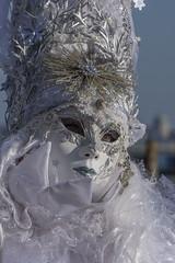 Carnevale Venezia 2017 (lucabovo) Tags: venezia carnevalevenezia carnevale 2017 piazzasanmarco maschere costume nikin trucco campanile palazzoducale