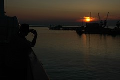 croatian ferry july 2009 119 (milolovitch69) Tags: sunset sea ferry dawn croatia adriatic ancona july2009