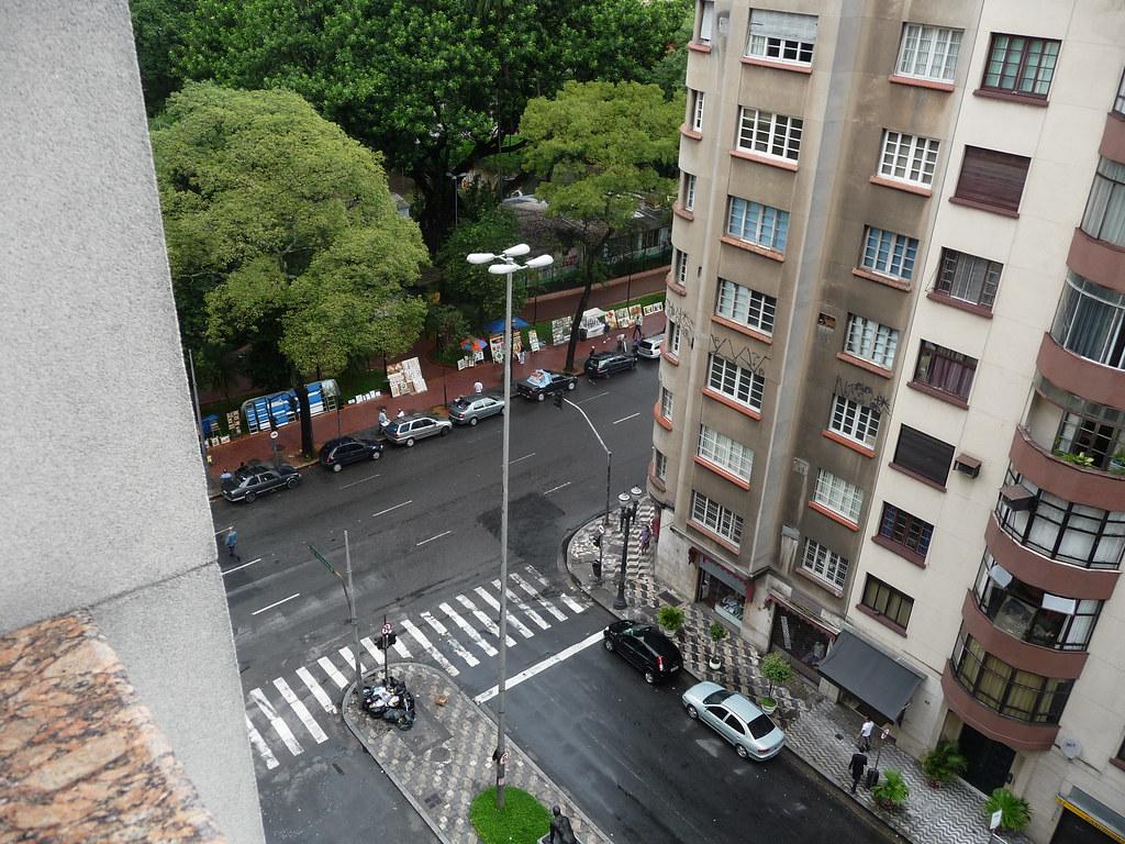 Republica Square, Sao Paulo, SP - Brazil. Gay Scene, epecially by night.
