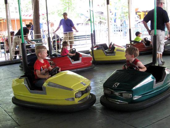 Kiddie Bumper Cars (Click to enlarge)