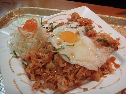 Kimchi Fried Rice@Kimchee House