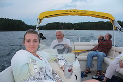 on the way to fireworks (KrabieK and the Thrashman) Tags: 4th july 2009 lkg