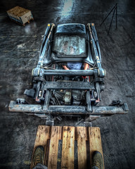 Heavy Load HDR