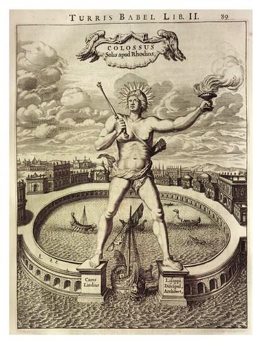 018-Kircher Athanasius Turris Babel 1679