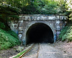 The Big Tunnel in Summer