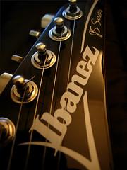 JS 100 -1 (M.Shafagoj) Tags: red electric guitar jordan ibanez joesatriani js100