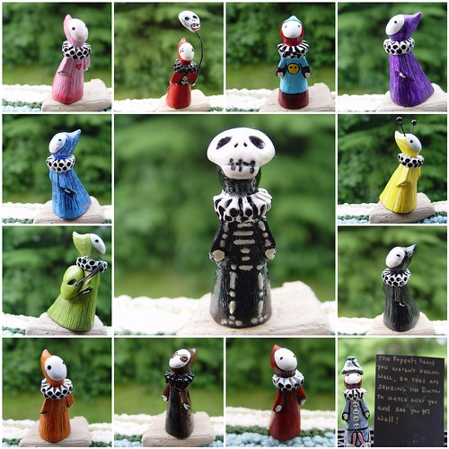 13 of my favorite poppets!
