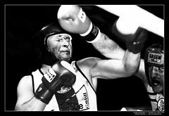 fist fight (smawuascht) Tags: face sport pain fight referee hurt blood power ring fist punch boxing kraft schlag schmerz boxen kampf boxring fuste boxhandschuh boxnightovervillach2009