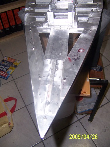 Building my Sailboat Carina from scratch 3782022665_1399b81884