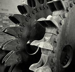 Pelton Wheels (gamp) Tags: delete10 delete9 delete5 delete2 delete6 delete7 wheels save3 delete8 delete3 save7 save8 delete delete4 save save2 save9 save4 save5 save6 gears turbine save1 pelton hydroelectric skaguay