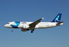 SATA (RZO) II Airbus A 320 (FMori) Tags: portugal plane airplane europe lisboa lisbon aircraft aviation ap airline approach lis lisbonportela rwy03 aviationportraits