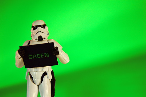 Imperial Art Appreciation: Green