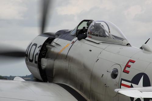 Warbird picture - Skyraider