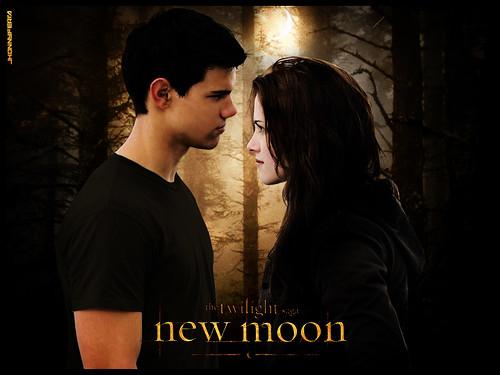 The Twilight Saga: New Moon / Jacob & Bella