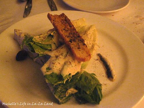 Scott's Seafood- Caesar Salad