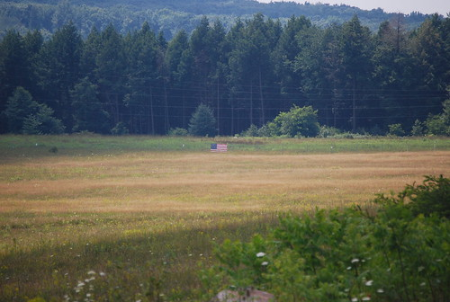 Flight 93 Memorial - site