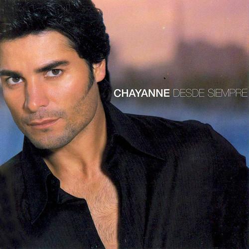Chayanne-Desde_Siempre-Frontal