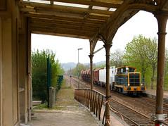 SNCF Y7001 @ Neufchatel Hardelot