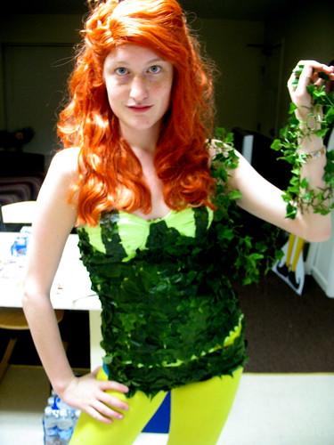 batman poison ivy movie. Poison Ivy Cosplay.