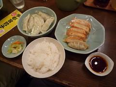 宇都宮みんみん 餃子+水餃子セット