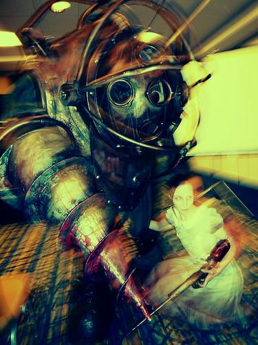 Volpin Props: Big Daddy (Bioshock)