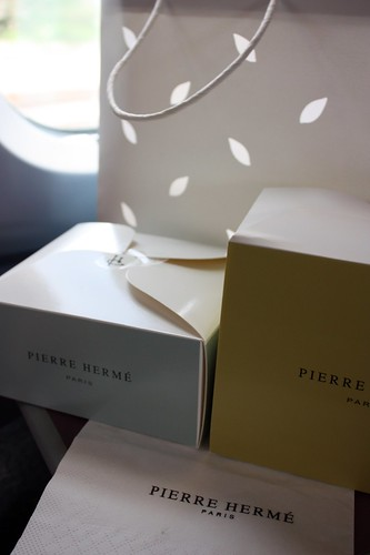 Pierre Herme boxes