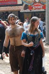 Maryland Renaissance Festival - 090609 (jrozwado) Tags: usa maryland northamerica renaissancefestival marylandrenaissancefestival crownsville hairychest
