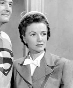 Phyllis Coates as Lois Lane