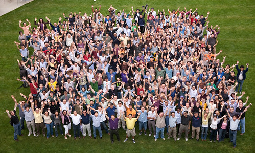 The Yahoo! Search team (explored on Sep 16, 2009) by Yodel Anecdotal