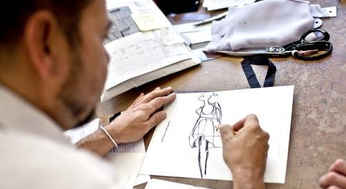 Narciso Sketching