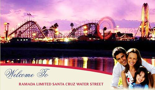 Hotel near Santa Cruz University CA, Civic Auditorium Santa Cruz Hotel.