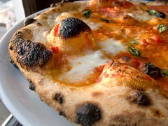 Pizza: Margherita di Bufala (t a m) Tags: nj pizza nomad hopewell
