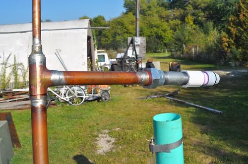 DIY Solar Hot Water Heat Exchanger - EcoRenovator