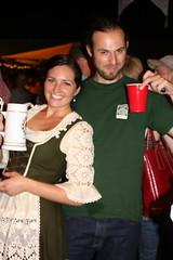 Bier ist gut! (jayinvienna) Tags: dulles oktoberfest lederhosen dullesairport dirndl bundeswehr luftwaffe bundesmarine germanbeernight bundeswehrkommando germanarmedforcescommand