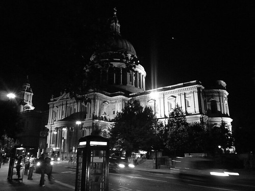 St Paul's street scene