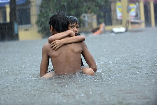Typhoon Ketsana 1