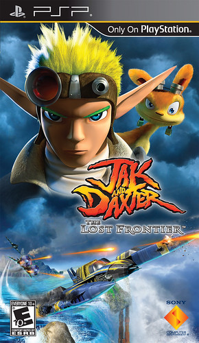 Jak and Daxter The Lost Frontier PSP