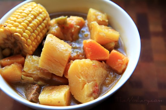 Sancocho Header