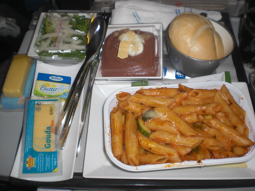 #432 Turkish Airlines Food